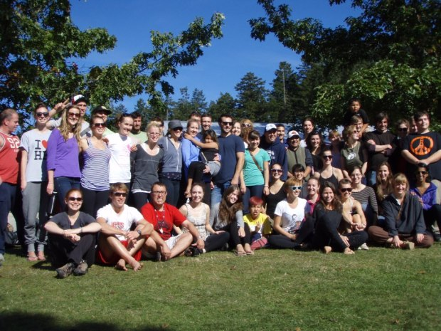 U Vic Ab Camp 2012